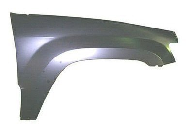 Pre Painted Jeep Grand Cherokee Passenger (RH) Fender Painted to Match Vehicle