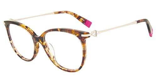 Eyeglasses Furla VFU 186 S Tortoise 07D7