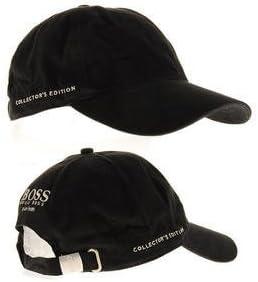 Hugo Boss. - Gorra de béisbol (talla única), color negro: Amazon ...