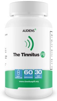 Tinnitus Pill Natural Remedy Symptoms