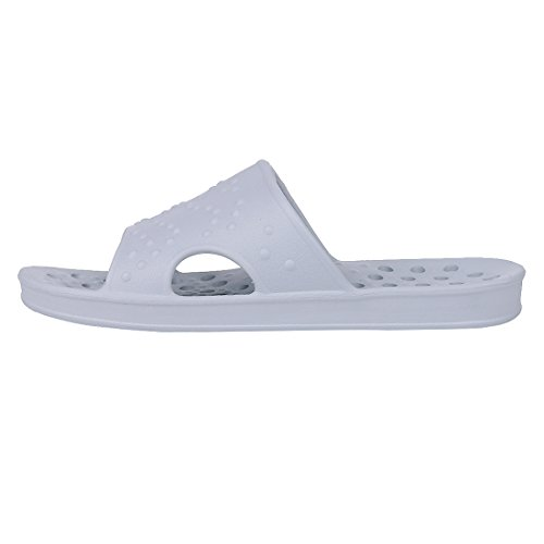 376acf5a5305 عروض Shower Sandal Slippers Quick Drying Bathroom Slippers Gym Slippers  Soft Sole Open Toe House Slippers