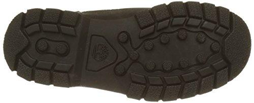 Timberland Kids Euro Hiker Shell Toe Chukka Boots, Braun (Claypot), 31 EU