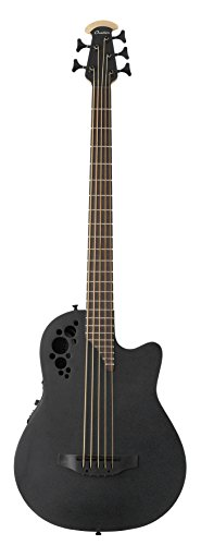 ELITE TX 5-STRING BASS, BLACK MID by Ovation