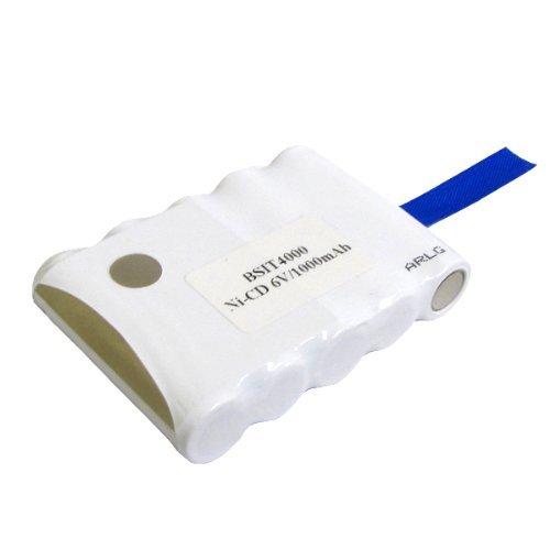 Ah NiCd Barcode Scanner Battery for Intermec 317-084-00 317-084-001 317-084-002 317-084-003 4000 406929 406929-000 Pen Key 4000 4500 5000 6210 ()