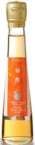 Kyushu Suzo persimmon vinegar (oligosaccharide-honey) 120ml
