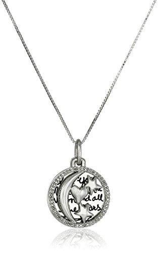 Prices for Diamond Circle Star Pendant - 2