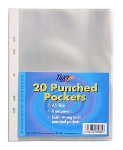 Multipunched Pockets - 8