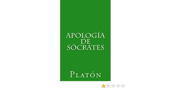 Apología de Sócrates eBook: Platón, Patricio de Azcárate: Amazon.es: Tienda Kindle