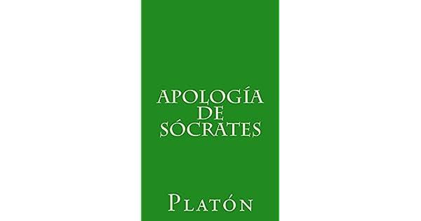 Apología de Sócrates eBook: Platón, Patricio de Azcárate: Amazon.com.mx: Tienda Kindle