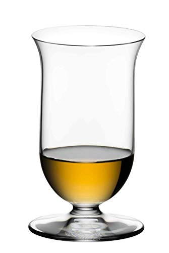 Riedel 6416/80 VINUM Whisky Glass, Set of 2, Clear ()
