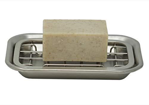 Noble Formula 2% Pyrithione Zinc (ZnP) Original Emu Bar Soap, 3.25 oz.
