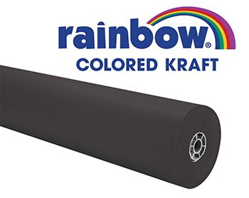 Pacon Corporation Kraft Paper, Lightweight, 36