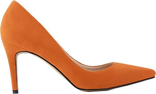 Find Compensées Nice Orange Femme Sandales rPwzx0qCP