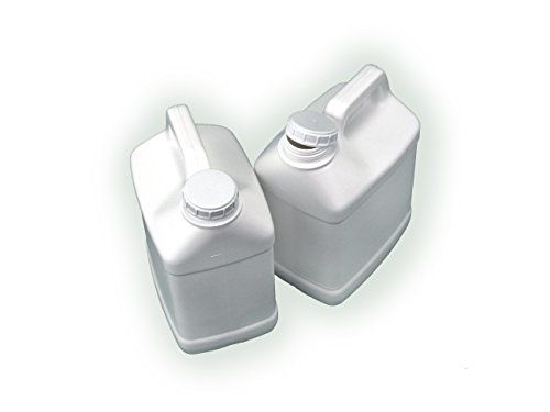 2 Gallon Plastic F-Style Jugs With 63mm Caps, Pack of - Price Shipping Priority