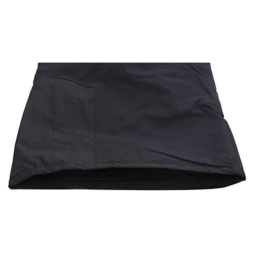 Pt Ld Millet Pantalón Liskamm S Mujer Negro black Noir qpxTtx6w
