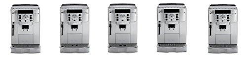 DeLonghi ECAM22110SB Compact Automatic Cappuccino, Latte and Espresso Machine (5-(Pack))