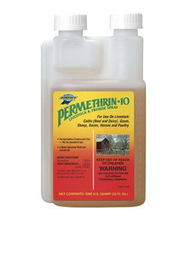 Permethrin-10 And Premise Fly Spray