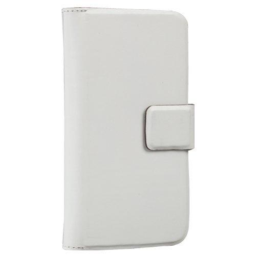 Sena Cases Magia Etui Portefeuille pour iPhone 5C Blanc