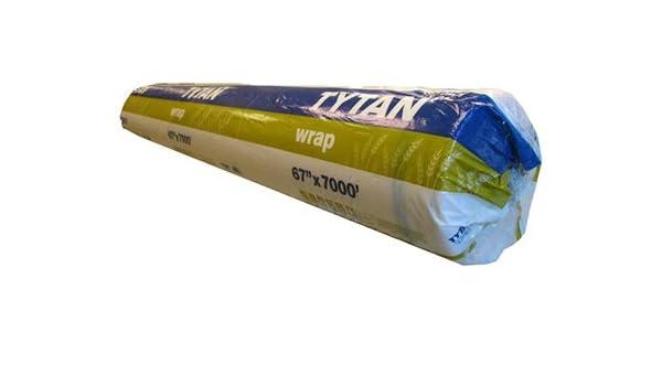 Tytan International NW489840T Baling Net Wrap, 48-In  x 9840-Ft  - Quantity  1