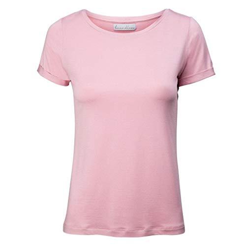 Tshirt Gola C Modal Rosa Matte