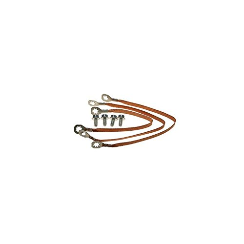 lity Products 50-204304 Chevelle Ground Wire Strap Kit, Small Or Big Block, (Ground Wire Strap Kit)