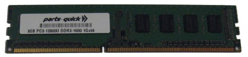 8GB DDR3 Memory for MSI Motherboard MS-98A9 PC3-12800 1600MH