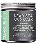 O Naturals Dead Sea Mud Mask with French Green Clay 8.45 oz. 100%