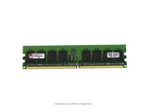 1092581 KINGSTON MEMORY -MEMORY - 4 GB - DIMM 240-PIN - DDR II - 400 MHZ / PC2-3200 - ()