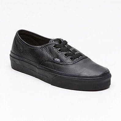 Chaussures VANS.en Cuir Authentic. VNOJV5X1. Noir (34,5 ...
