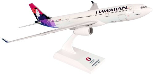 Daron Skymarks Hawaiian A330-200 Airplane Model Building Kit, 1/200-Scale (Hawaiian Airlines Model compare prices)