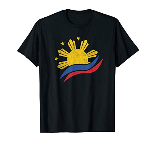 Philippine Clothes Filipino Pinoy Pride Gift Clothing T-Shirt