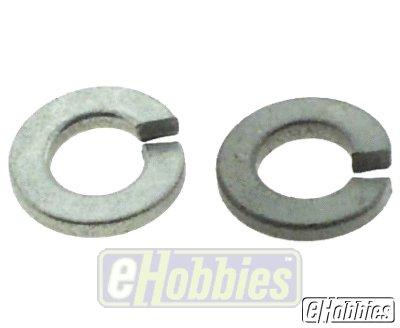Dubro Split Washer (Du-Bro 651 1/4-20 Split Lock Washer (8-Pack))