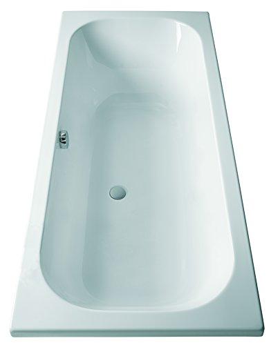 Aquabel 67430000188 Marbella 170 X 75 Cm Blanc Amazon Fr Bricolage