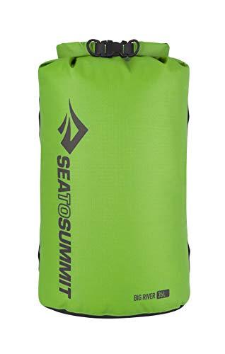 Sea to Summit Big River Dry Bag,Green,35-Liter (Sea To Summit 35 Liter Dry Sack)
