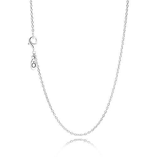 [판도라] PANDORA Silver 목걸이 45CM (실버) 정식 수입품 590515-45