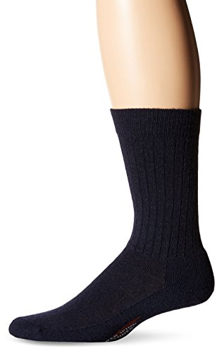 Red Wing Heritage Classic Rib Sock, Navy, US 9-12