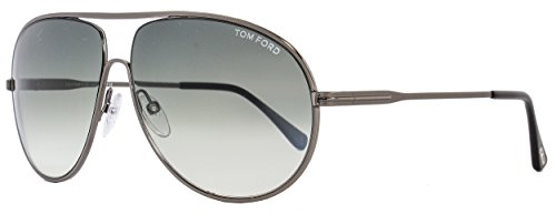 Tom Ford Women's FT0450 Sunglasses, Matte - Ford Aviator Women Sunglasses Tom