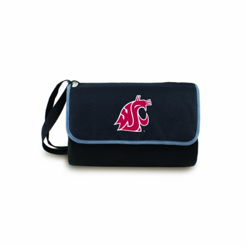 - NCAA Washington State Cougars Outdoor Picnic Blanket Tote