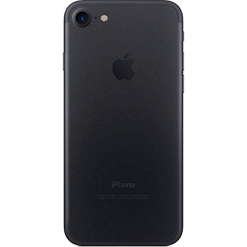 """218 opinioni per Apple iPhone 7 Smartphone 4G (Display: 4,7""""- 256 GB- iOS 10) Nero (Nero opaco)"""