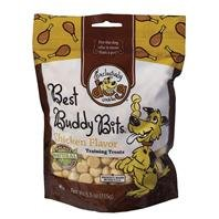 Exclusively Dog Big 6 Pooch Pack- Best Buddy Bits, Flavor: Chicken; Size: 5.5 Ounce For Sale