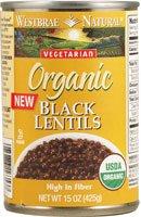 Westbrae Foods, Beans, Og, Lentil, 12/15 Oz