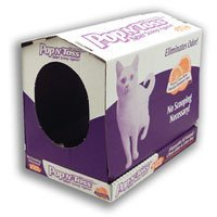 Citramax Pop N' Toss Disposable Litter Box by Citramox