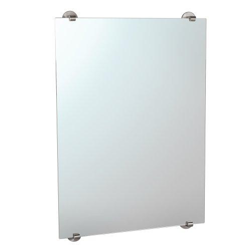 Gatco 1569 Zone Minimalist Mirror, Satin -