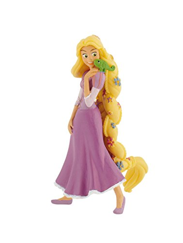 Bullyland Rapunzel with Flowers Action Figure