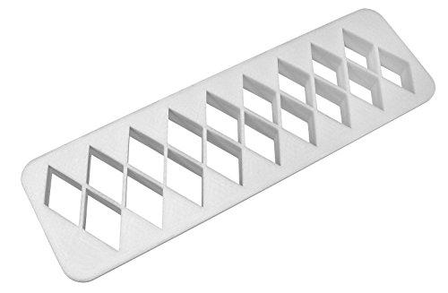 Amazon.com: PME GMC134 Geometric Multicutter-Diamond, Set of 3 Cake ...