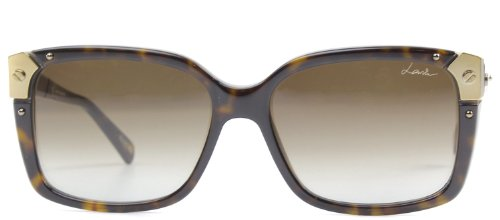 Lanvin 0722 Tortoise 504 Cats Eyes Sunglasses Lens Category - Lanvin Shades