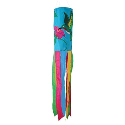 Discount In the Breeze Hummingbird Windsock, 40-Inch for sale