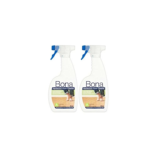 Bona Swedish Formula Hardwood Floor Cleaner, 22 oz - Pack of 2