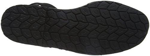 Black 36 3 Sling Back UK Women Black Sandals Noche EU Solillas x6HCfn1qw