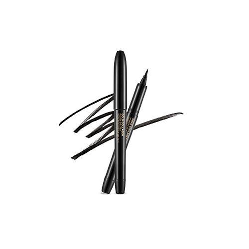 The Face Shop Gold Collagen Marker Eyeliner 01 Black (1ml)